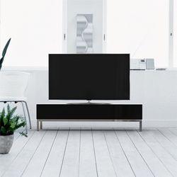 디자이너스 1200 거실장- 블랙