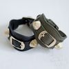 Balen arena bracelet (리얼가죽)