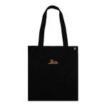 tiger cotton bag