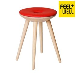 필웰코멜리써클원목의자