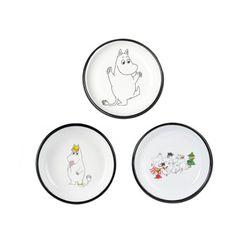 [Muurla]Muurla Moomin enamel plate 플레이트