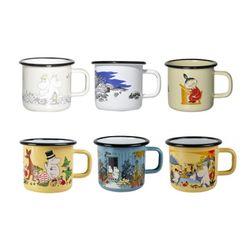 [Muurla]Muurla Moomin enamel mug 370 ml 법랑머그