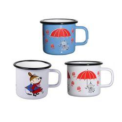 [Muurla]Moomin enamel mug Little My 370ml 머그