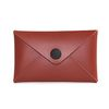 BIZ CARD P-POCKET (BROWN)