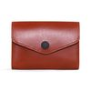 BIZ CARD T-POCKET (BROWN)