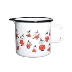 [Muurla]Moomin jug LittleMy 800ml 1701-080-19 저그