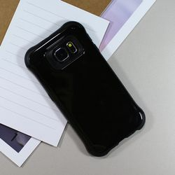 [무료배송] [ARTY CASE] S6범퍼케이스 블랙