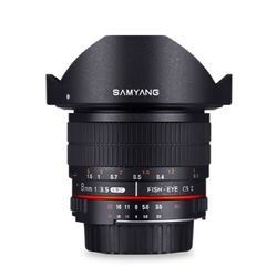 [삼양옵틱스] 8mm F3.5 UMC FISH-EYE CSll 니콘AE