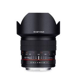 [삼양옵틱스] 10mm F2.8 ED AS NCS CS 니콘AE
