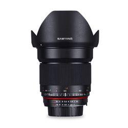 [삼양옵틱스] 16mm F2.0 ED AS UMC CS 니콘AE