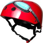 KIDDIMOTO - Red Goggles Helmet