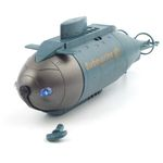 (동영상)Mini RC Submarine 40MHz (HCOW777211BL)