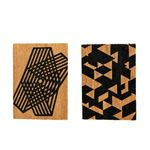 [House Doctor]Door mat 50x70 cm 2도어매트