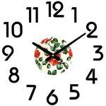 [브론즈하우스]IAC-032-C02 패턴DIY못없는벽시계-무소