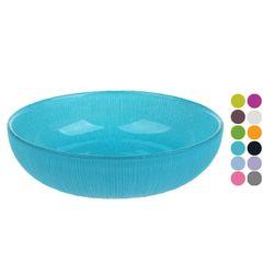 ASTER 샐러드용 유리 접시 (12가지 색상)