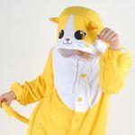 (아동용)동물잠옷-큐티 옐로우고양이