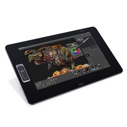 와콤 CintiQ 27HD Touch 신티크 27형 DTH-2700 터치