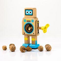 호두까기 로봇 (스몰) 내추럴 (SK NUTROBOTS2)