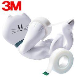 3M 매직테이프 고양이디스펜서C-39 19x8.89M