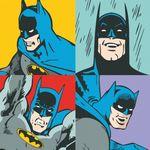 워너브라더스 DIY명화그리기키트 배트맨의 하루 25X25