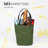 LETs MARKET BAG - 4color