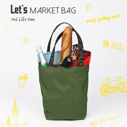 LETs MARKET BAG - 4color