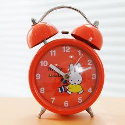 미피 피크닉 알람 탁상시계(오렌지)