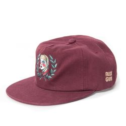 RUDE GIRL CAP(BURGUNDY)