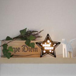 블랙 STAR [GOOD NIGHT] 카피라이트
