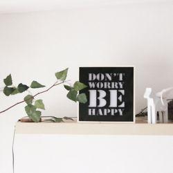 250 카피라이트 블랙[DONT WORRY BE HAPPY]