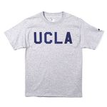 Champion USA Crew Neck T-shirt UCLA grey