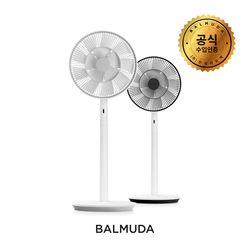 [공식수입원] 발뮤다 그린팬 S 선풍기 (블랙/그레이)