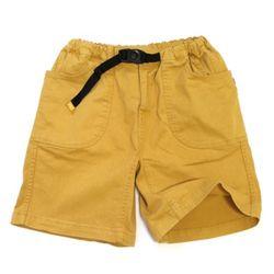CAYL climbing shorts  mustard