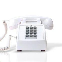 [코텔코] 오리지널 빈티지 유선전화기 화이트