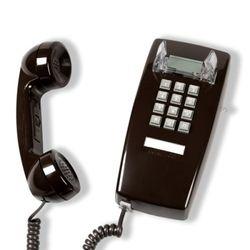 [코텔코] 오리지널 빈티지 벽걸이유선전화기 브라운