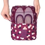 PATTERN SHOES POUCH VER.2 여행용 신발 파우치