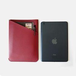 아이패드미니 레티나  iPadmini 케이스 파우치RED