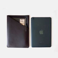 아이패드미니 레티나  iPadmini 케이스 파우치BROWN