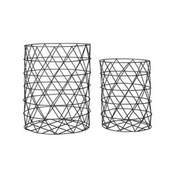 [BloomingVille]Storage Basket Set of 2 27800007