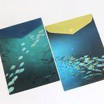 1000 바다 세로봉투화일 (5073)
