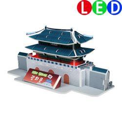 [3D입체퍼즐] 모두의 랜드마크 광화문-LED