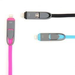 6000 USB충전연결선 (갤럭시 아이폰겸용)(랜덤발송)