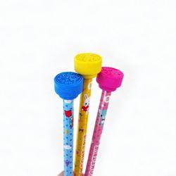 2000 도장지우개 연필세트 1102