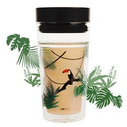 ECO DOUBLE GLASS VER.2 - save the rainforest