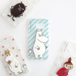 Moomin GalaxyS6 Edge hard case