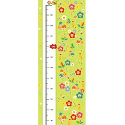 꽃밭에서 키재기 기성형 족자봉(스티커 포함)