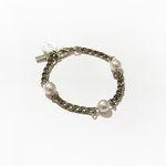 bpb triangle pearl bracelet