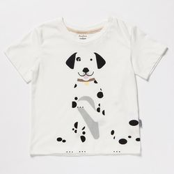 [두부x껌북] Dog 티셔츠 (달마티안)