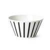 stripe bowl - medium
