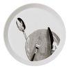 Setting Plate : knife & fork & spoon